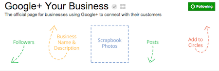 Google+ for Business Google+ Page